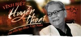 Nhạc sĩ Hoàng Vân, huyền thoại của nền âm nhạc Việt nam