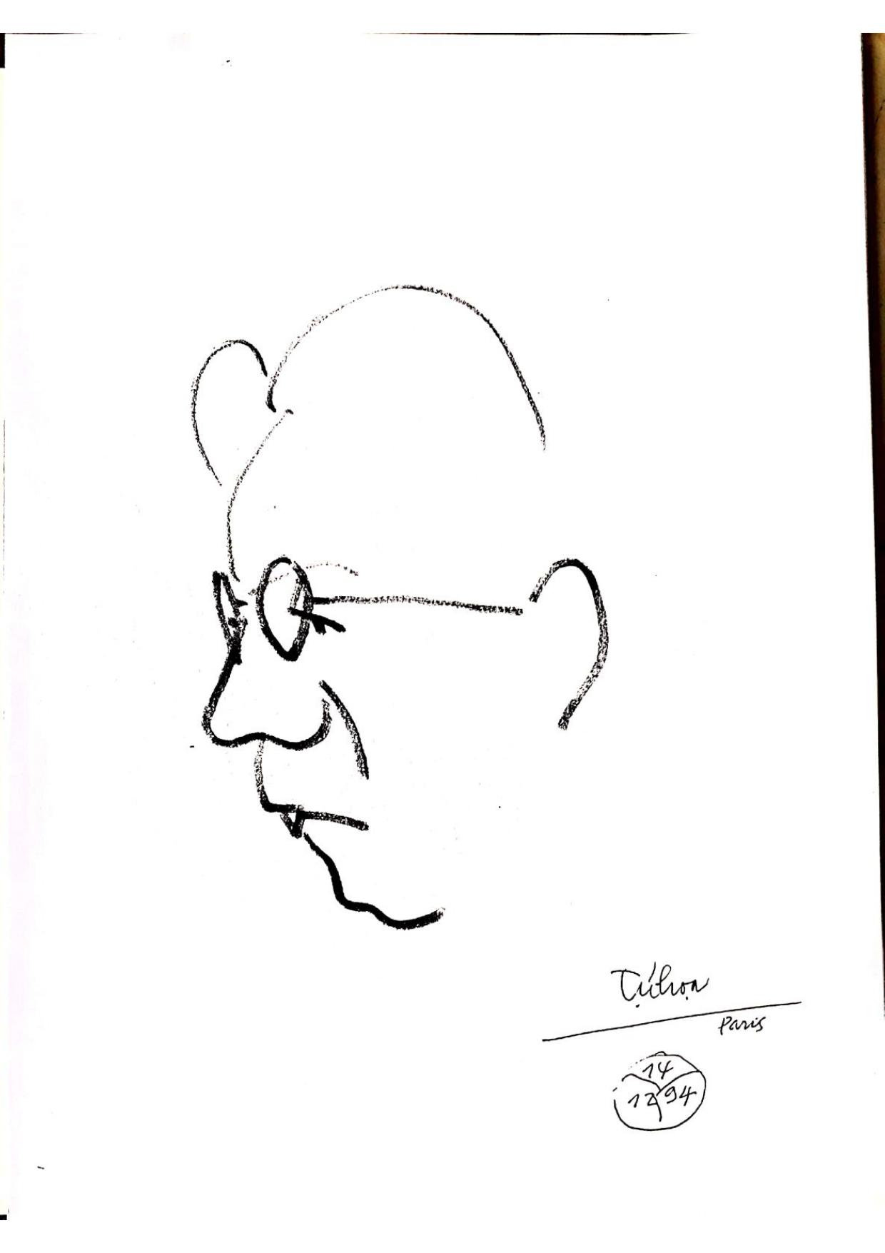 Lưu bút Paris tháng 12 năm 1994